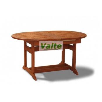 Стол раскладной (овальный) Valte 1500(2000)*1000*760мм