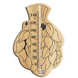 Термометр для бани сауны спиртовой  Виктер-6 (Украина)