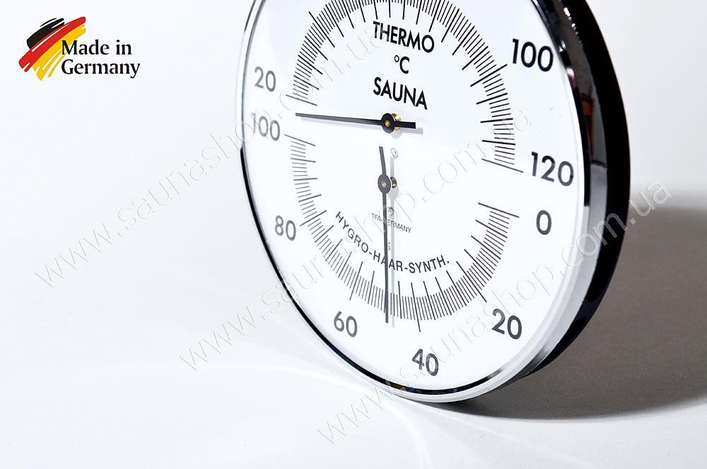 банный термогигрометр, измеритель влажности в бане сауне